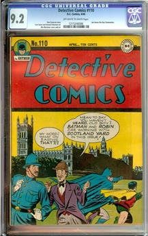 Detective #110