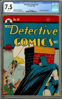 Detective #44