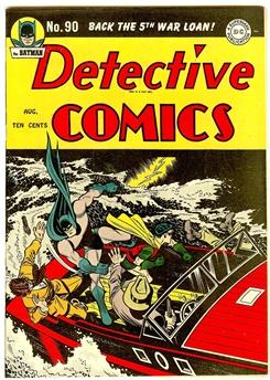 Detective #90