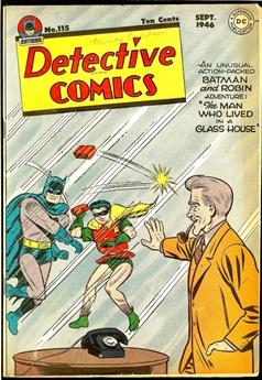 Detective #115
