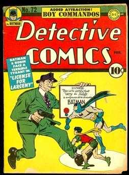 Detective #72