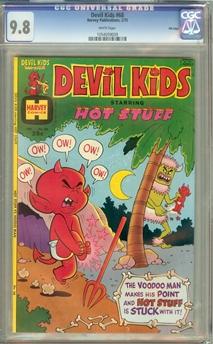 Devil Kids Starring Hot Stuff #68