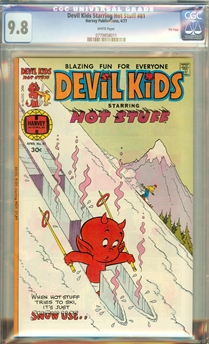 Devil Kids Starring Hot Stuff #81