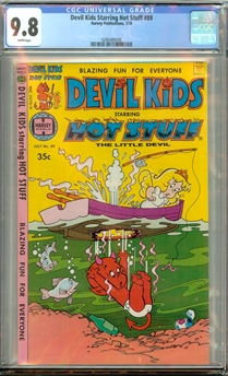 Devil Kids Starring Hot Stuff #89