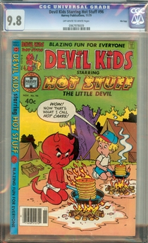 Devil Kids Starring Hot Stuff #96