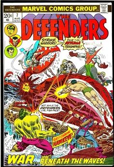 Defenders #7