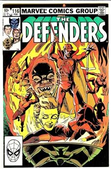 Defenders #116