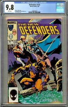 Defenders #133
