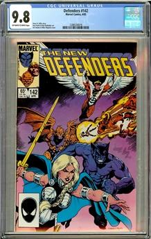 Defenders #142