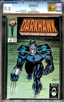 Darkhawk #7