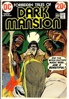 Forbidden Tales of Dark Mansion #9