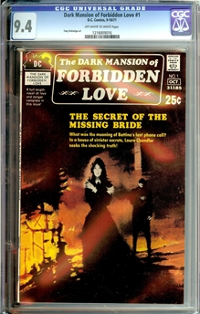 Dark Mansion of Forbidden Love #1