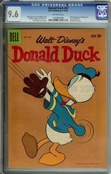 Donald Duck #67