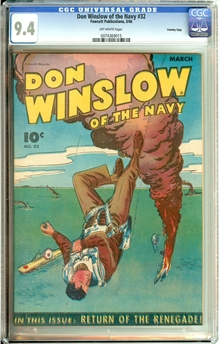 Don Winslow of the Navy #32