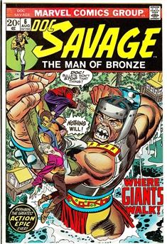 Doc Savage #6