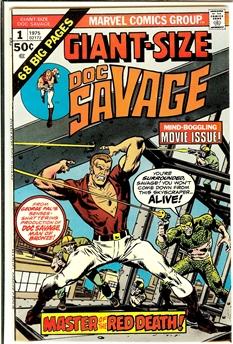 Doc Savage Giant-Size #1