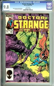 Doctor Strange #66