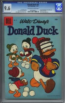 Donald Duck #51