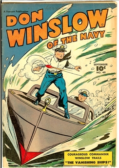 Don Winslow of the Navy #49