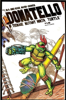 Donatello #1