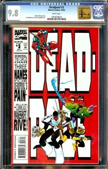Deadpool (Mini) #3
