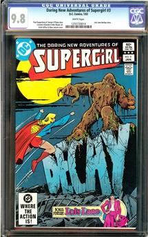 Daring New Adventures of Supergirl #3