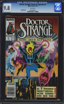 Doctor Strange Sorcerer Supreme #2