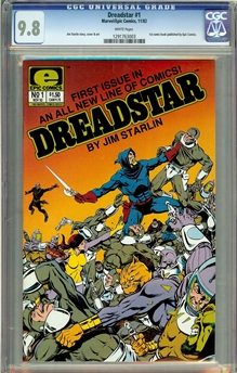 Dreadstar #1