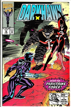 Darkhawk #16