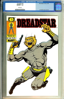 Dreadstar #8
