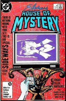 Elvira's House of Mystery #6
