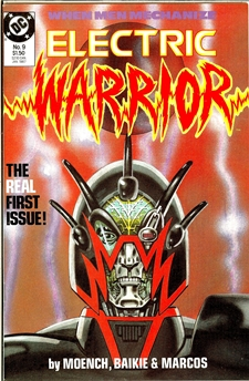 Electric Warrior #9