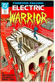 Electric Warrior #11