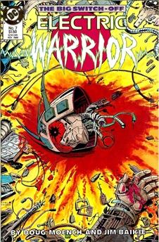 Electric Warrior #7