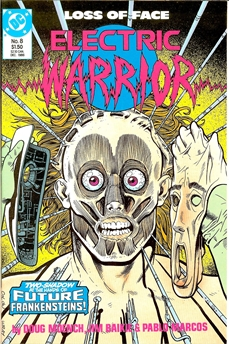 Electric Warrior #8