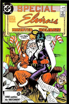 Elvira's House of Mystery Special #1