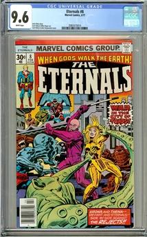 Eternals #8