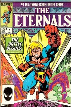 Eternals (Vol 2) #1