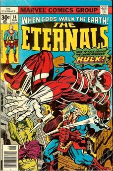 Eternals #14