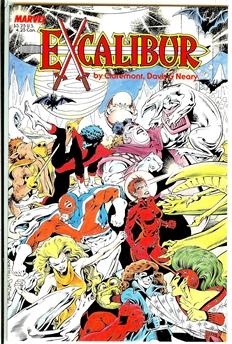 Excalibur Special Edition #1
