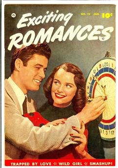 Exciting Romances #12