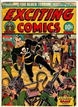Exciting Comics #29