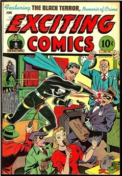 Exciting Comics #48