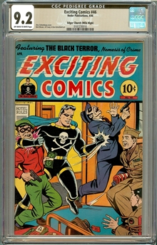 Exciting Comics #46