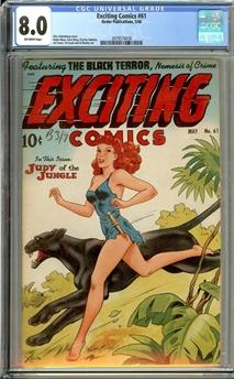 Exciting Comics #61