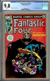 Fantastic Four #254