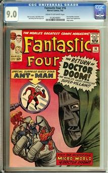 Fantastic Four #16