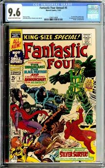 Fantastic Four Annual #5