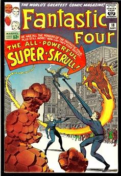 Fantastic Four #18