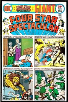 Four Star Spectacular #1